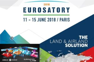 Eurosatory 2018 World Defenseand Security Exhibition of the year in Paris